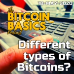 #19 Different types of Bitcoins? | Bitcoin Basics (52) COVERART