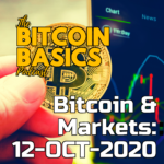 Bitcoin & Markets: 13-OCT-2020 | Bitcoin Basics (80) itunes