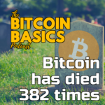 Bitcoin has died 382 times | Bitcoin Basics (83) itunes
