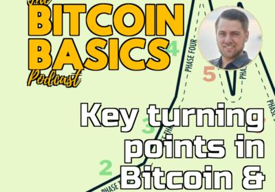 Key turning points in Bitcoin & markets | Bitcoin Basics (89)