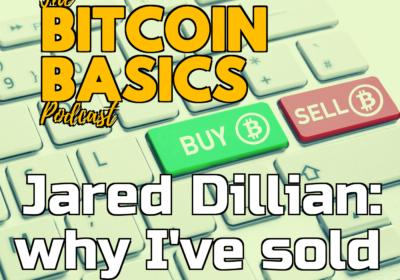 Jared Dillian: why I've sold my bitcoin! | Bitcoin Basics (101)