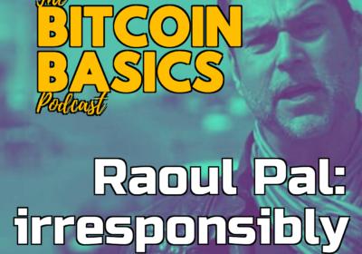 Raoul Pal: irresponsibly long bitcoin | Bitcoin Basics (102)