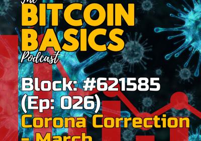 Bitcoin's Corona Correction: March Price Analysis (26)