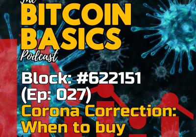 Bitcoin's Corona Correction: When to buy Bitcoin? (27)