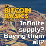 Does bitcoin have an infinite supply? COVERART