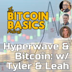 Hyperwave theory & Bitcoin with Tyler & Leah (42) COVER