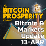 Bitcoin Prosperity: Bitcoin & Markets Update for 13 April, 2020 (3) COVERART