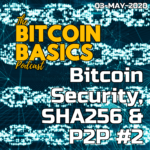 Bitcoin Basics: #16 Bitcoin Security, SHA256 & P2P 2of2 (49) ART