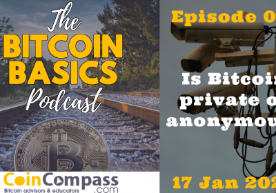 Is Bitcoin private or anonymous? (18)