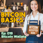 Bitcoin Basics Podcast (019): Bitcoin Wallets #1 What is a Bitcoin wallet - Apple Podcasts coverart