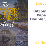Bitcoin Basics Podcast Bitcoin White Paper Double Spending