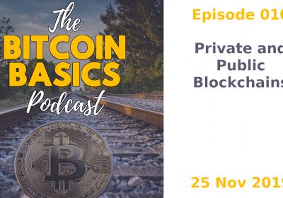 Public vs private blockchains (10)