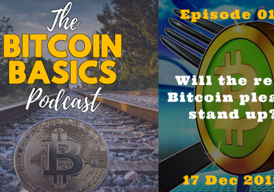 Will the real Bitcoin please stand up! (15)